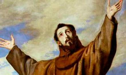 24 de febrero de 1571: Establecimiento de los franciscanos en Caravaca