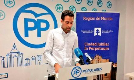 El PP destaca que la recuperación de la oficina de la Agencia Tributaria en Caravaca refleja la toma de decisiones del equipo de Gobierno para mejorar la gestión y el servicio a los vecinos