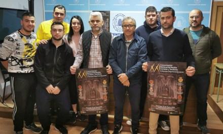 """Presentada la  XXI Concentración de Bandas de Cornetas y Tambores """"In Memoriam Diego Fernández Llorente"""""""