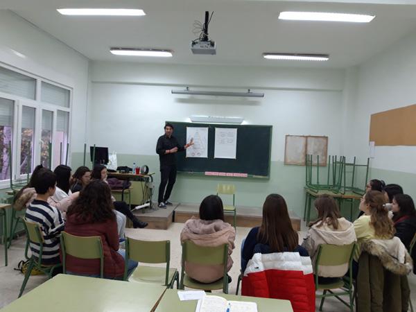 Finaliza con éxito el primer taller emocional en el IES San Juan de la Cruz