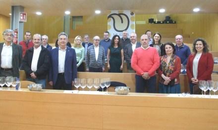 El Centro de Cualificación Turística acoge una cata a ciegas para premiar a los mejores vinos de la 'XIII Muestra DOP de Bullas'