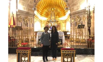 Turismo promocionará el Santuario de la Vera Cruz de Caravaca que recibió 200.000 peregrinos el pasado año