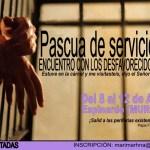 Los jóvenes están invitados a vivir una Pascua diferente en la cárcel