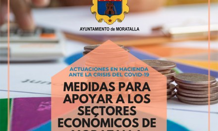 """El Ayuntamiento de Moratalla presenta una batería de medidas de apoyo económico para el municipio ante la crisis sanitaria """"para ayudar a vecinos, autónomos y empresas"""""""