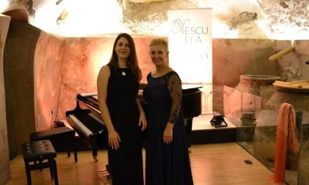 """El Círculo Artístico 1911 Hotel Boutique de Caravaca acogerá el concierto """"Velada lírica"""" a cargo de la soprano Ana Fernández y la pianista Yanira Carrillo"""