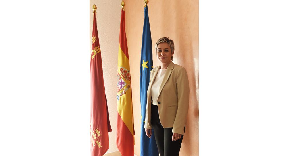"""Teresa García: """"Calasparra es responsable y solidaria y está cumpliendo con el confinamiento"""""""