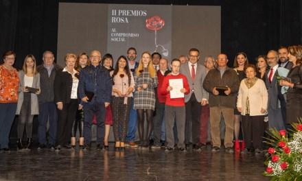 Segunda edición de los Premios Rosa al Compromiso Social