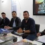 Montañistas de distintos puntos de la geografía española se dan cita en Caravaca para realizar la Travesía de Resistencia 'Sierras del Noroeste Murciano'