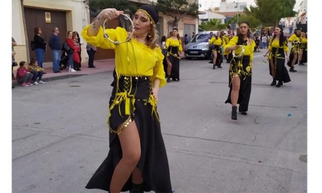 Gran éxito del desfile de Carnaval 2020 Campos del Río