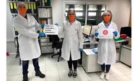 Calzia y Maypol fabrican mascarillas para los trabajadores de Marín Giménez