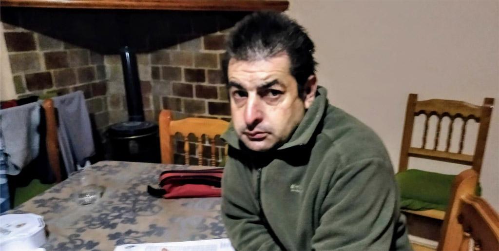 De repartidor a colaborador: Antonio Sánchez