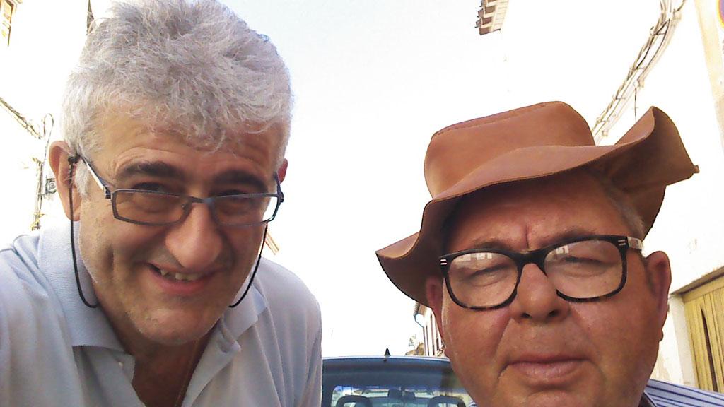 Juan Pedro Carreño, el Pimpo, un viajero infatigable