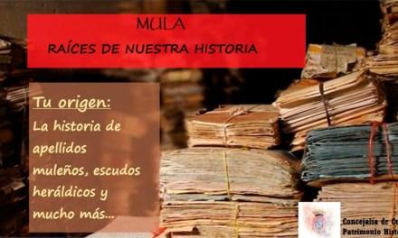 Para conocer más de la historia de los orígenes familiares en Mula