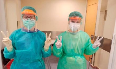 Voluntarios de Cehegín colaboran en la impresión 3D de material sanitario