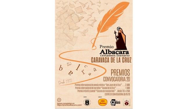 El Ayuntamiento de Caravaca de la Cruz convoca la 38 edición del Certamen Literario 'Albacara'