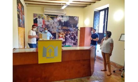 El Ayuntamiento de Caravaca realiza obras de mantenimiento, mejora y actualización en la Red de Museos del municipio