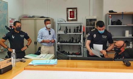 Más de 200 sanciones por distintos incumplimientos de las órdenes ministeriales por COVID-19 en los controles de la Policía Local de Caravaca durante los dos meses y medio de estado de alarma
