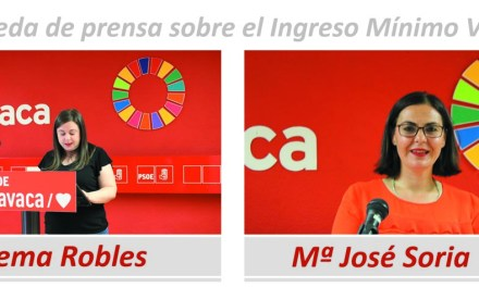 El PSOE abre sus puertas a los habitantes de Caravaca de la Cruz para informar sobre el Ingreso Mínimo Vital