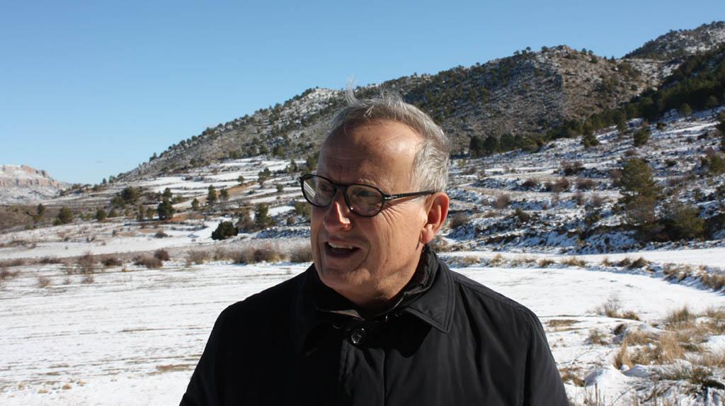 Jesús Navarro Egea investiga la edad de oro del vino en Moratalla para la revista «Náyades»
