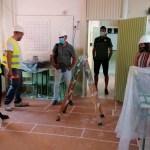 Educación invierte más de un millón de euros en las obras acometidas en los centros educativos durante las vacaciones estivales