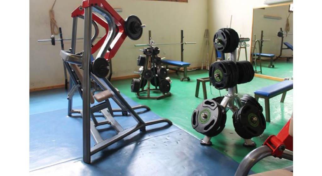 El gimnasio de La Rafa en Bullas reabre sus puertas
