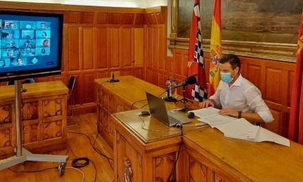 El Pleno de Caravaca acuerda por unanimidad pedir al Gobierno central que ayude a financiar los gastos a los que han hecho frente los ayuntamientos para cumplir con medidas de seguridad del mando único del estado de alarma