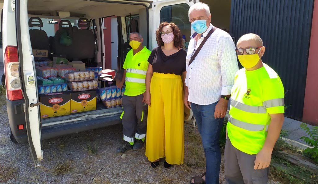 El Ayuntamiento muestra su agradecimiento a los más de 30 hosteleros y restaurantes de Moratalla que han donado alimentos para familias desfavorecidas del municipio.