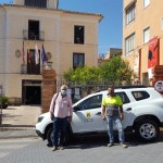 El Ayuntamiento de Moratalla refuerza su parque móvil con la adquisición de un vehículo 'todo terreno' para Servicios Públicos