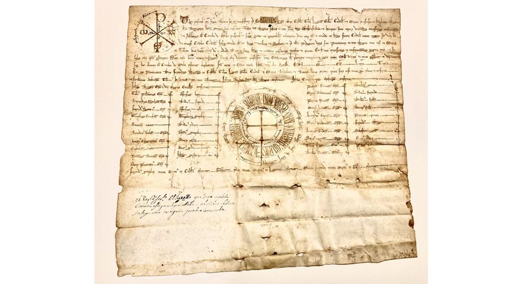 Un documento clave en la construcción del castillo de Mula: El fuero de Córdoba