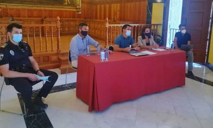 El Ayuntamiento de Caravaca impulsa medidas en coordinación con la Consejería de Educación y los propios centros para facilitar el desarrollo del curso académico