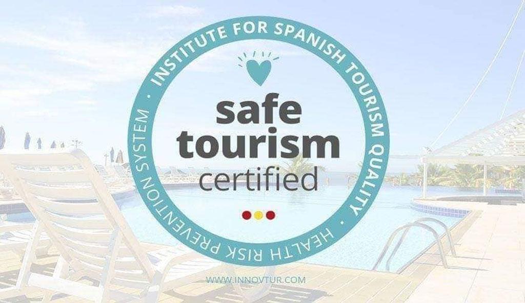 La oficina de Turismo de Calasparra ha obtenido el SAFE TOURISM CERTIFIED