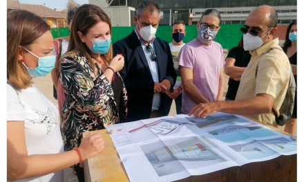 Educación comienza las obras del nuevo colegio Pascual Martínez Abellán de Pliego