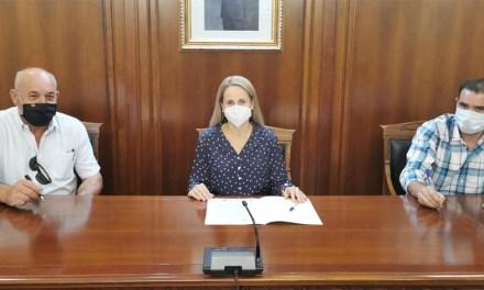 Firmado un contrato con Estructuras Cehegín S.L de 112.530 euros para continuar con la adecuación de la antigua Plaza de Abastos de Cehegín