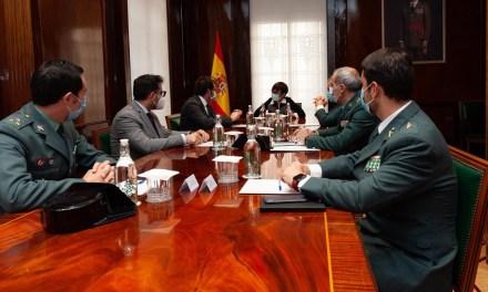 La Guardia Civil y la Conferencia Española de Consejos Reguladores Vitivinícolas, a la que pertenece la DOP Bullas, firman un protocolo de actuación para la prevención y lucha contra el fraude