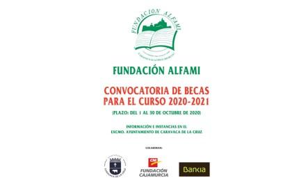La Fundación Alfami abre hasta el 30 de octubre el plazo para optar a sus becas de estudio