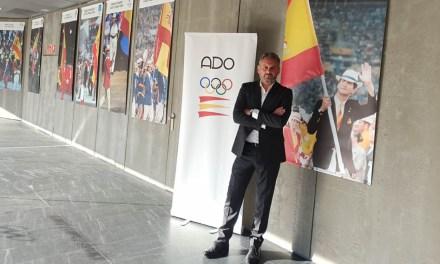 José Antonio Fernández Herrero: «será un empeño personal mío el vincular el olimpismo español con el Camino de la Cruz»