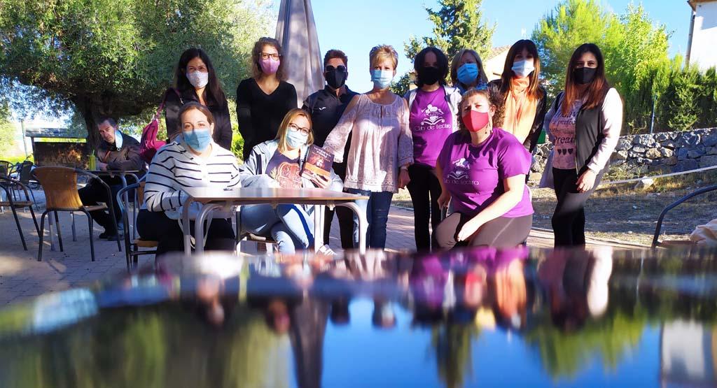 El Club de Lectura Rosas Negras reanuda su actividad