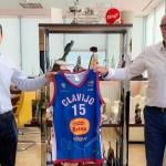 Reina Yogur, patrocinador oficial del Club Baloncesto Clavijo CB