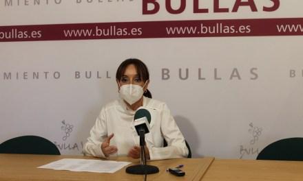 El Ayuntamiento de Bullas informa de nuevas medidas por el COVID-19