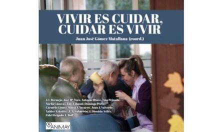 """Animay presenta el libro """"Vivir es cuidar, cuidar es vivir"""""""