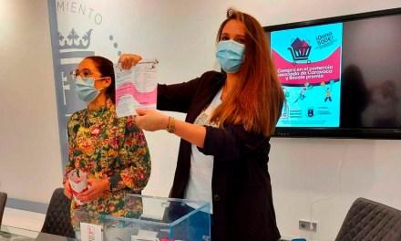 El sorteo de 500 euros de la campaña 'Comprar en el comercio asociado de Caravaca y llévate premio' da paso a 'Los miércoles locos' con descuentos y sorpresas