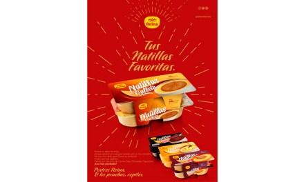 Tus Natillas Favoritas, Postres y Yogur Reina reivindica sabor, tradición y calidad en una nueva campaña de comunicación
