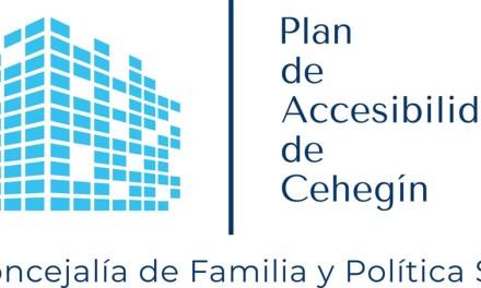 La Concejalía de Familia y Política Social lanza una encuesta para analizar la accesibilidad de Cehegín