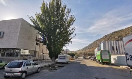 El Ayuntamiento de Cehegín dota de infraestructura el polígono del Matadero para la instalación de fibra óptica