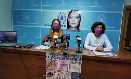Mujer e Igualdad de Cehegín presenta el programa de actos del '25 de Noviembre', Día Internacional contra la Violencia de Género