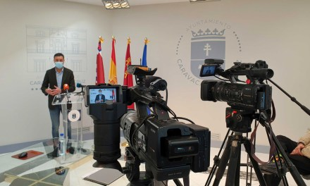 El Ayuntamiento de Caravaca sumará 20 trabajadores municipales al equipo de rastreadores de la Consejería de Salud que trabaja para acotar la pandemia