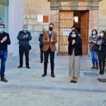 Caravaca se une al 'Día Internacional de la Eliminación de la Violencia contra la Mujer' con la lectura de un manifiesto y actividades de concienciación en centros educativos