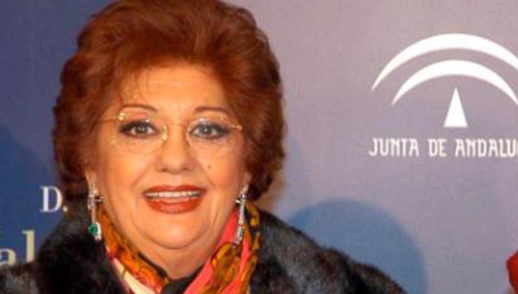 Fallece Dolores Abril, la compañera artística y sentimental del inolvidable Juanito Valderrama
