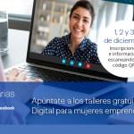 Talleres gratuitos de Marketing Digital para mujeres emprendedoras