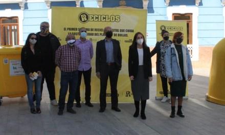 Los ciudadanos de Bullas serán los primeros de la Región de Murcia en recibir recompensas por reciclar
